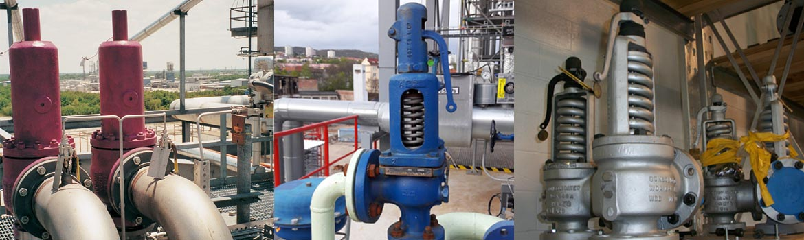 Safety Relief Valve Manufacturers in India / Safety Relief Valves